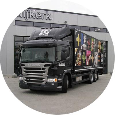 Ebo van den Bor kiest na 23 jaar voor Scania